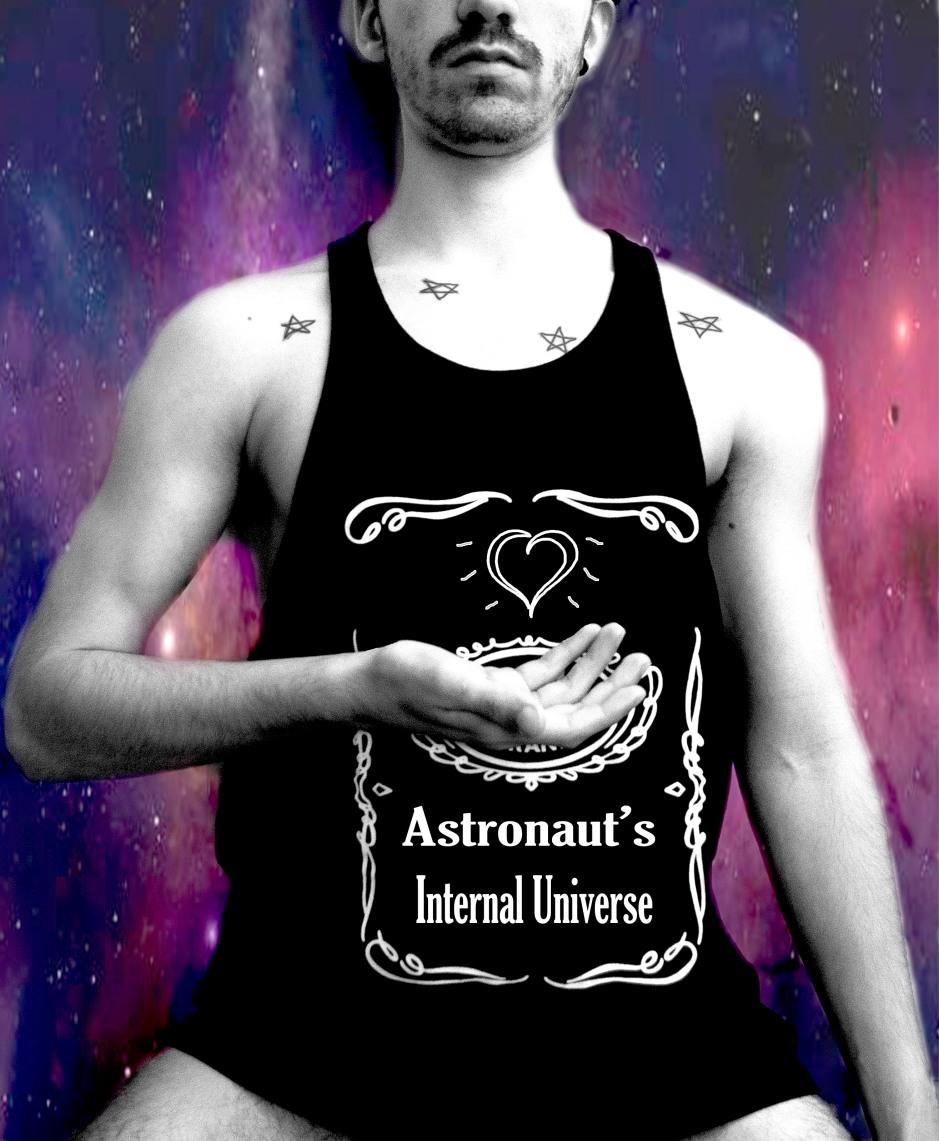 Hombre en el espacio